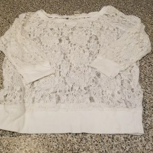Active Basic Lacey Top M.   J 0061